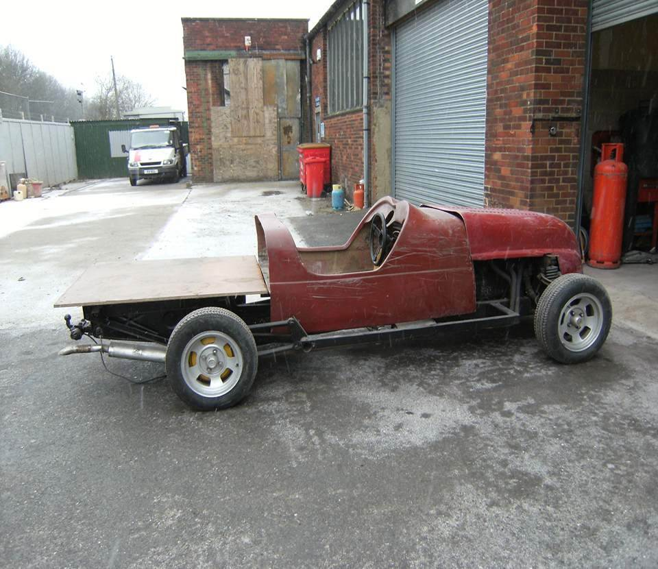 Replica Rides - Custom cars - Hand built cars